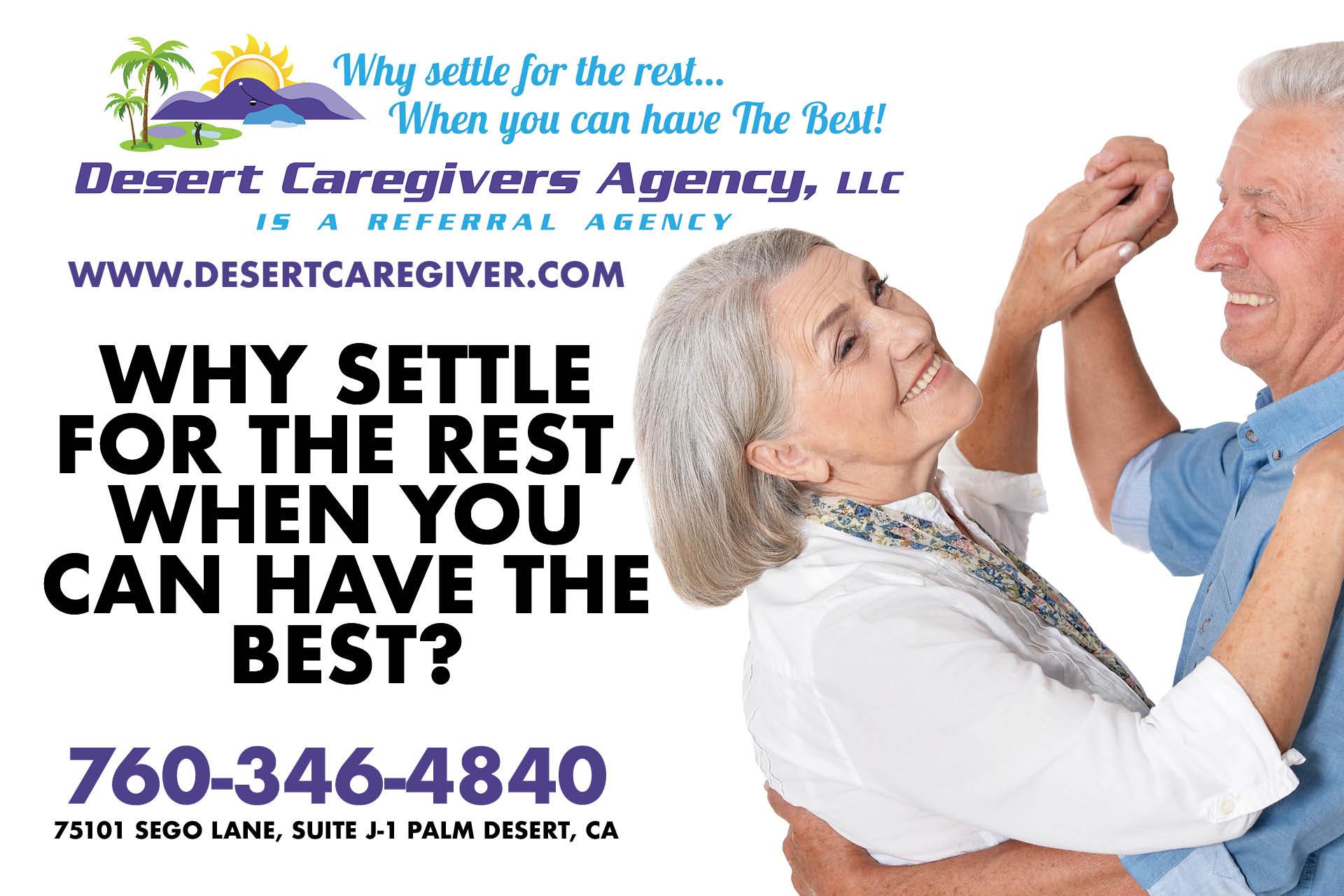 Desert Care Give Pure Promo