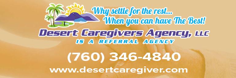 mobile banner Desert Care