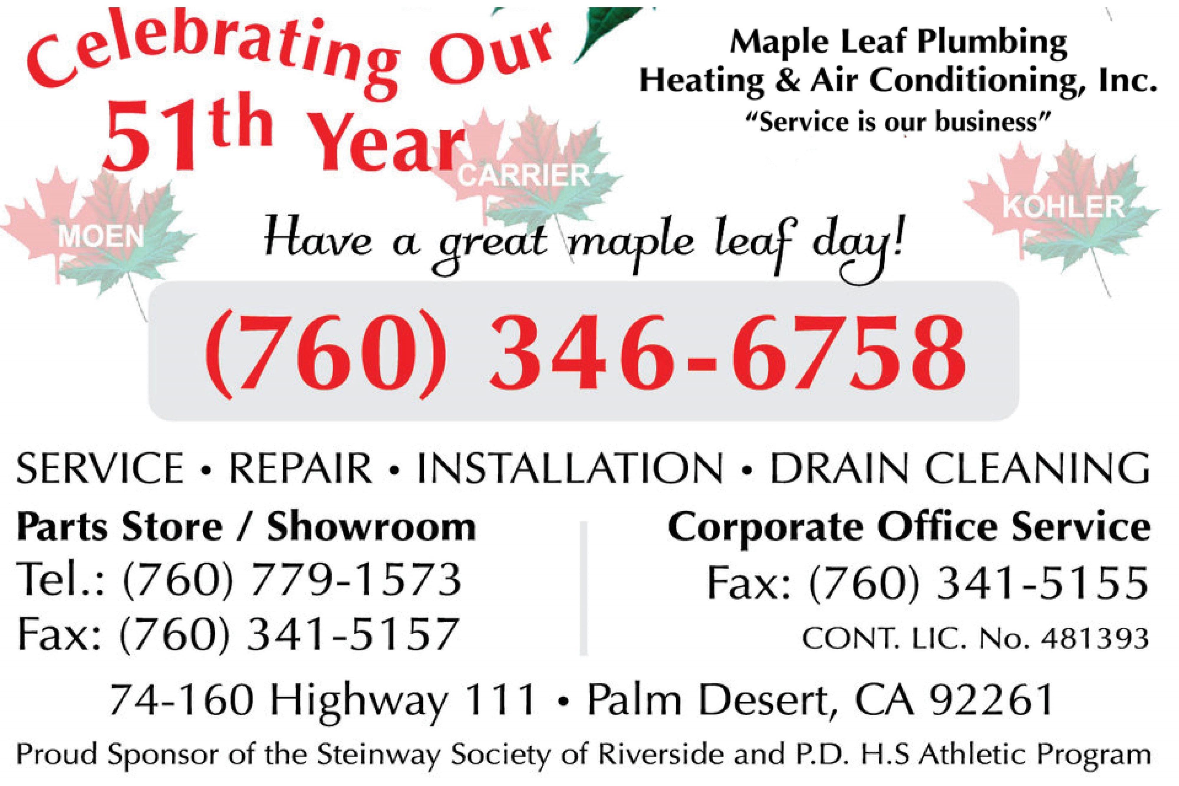 Maple Leaf Heating